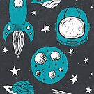Space Age  by Tracie Andrews