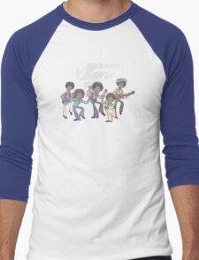 Jackson Five Men's Baseball ¾ T-Shirt