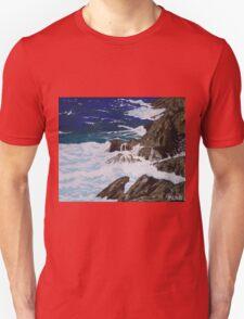 Coastal falls Unisex T-Shirt