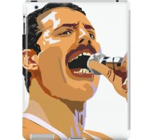 Pop art Freddie Mercury iPad Case/Skin