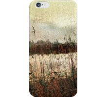 Across the Water iPhone Case/Skin