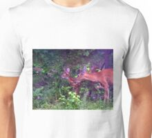 Doe & Fawn Love! 2 Unisex T-Shirt