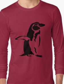 Pingu 4 Long Sleeve T-Shirt