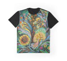 The tree of desires Graphic T-Shirt