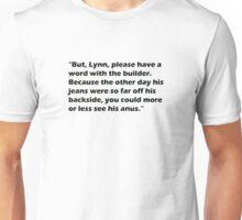 Partridge Builder Unisex T-Shirt
