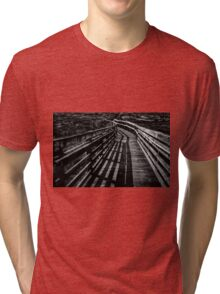 Follow The Shadows Tri-blend T-Shirt