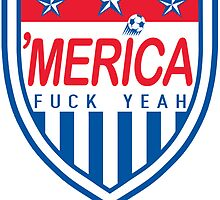 'Merica Soccer by Societee
