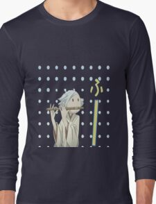 "Kamisama Kiss-Mizuki and his ""Fu"" Flute Long Sleeve T-Shirt"