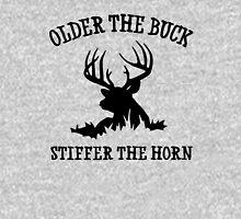 Older the Buck Stiffer the Horn Unisex T-Shirt