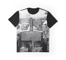 B&W - Baker in the Street  Graphic T-Shirt