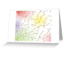 Arrows: 3 Greeting Card
