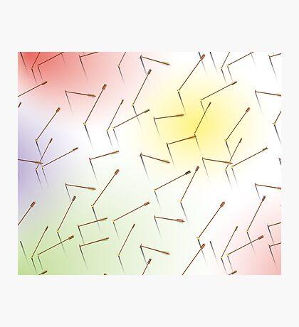 Arrows: 3 Photographic Print