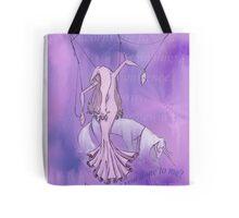 Lady Amalthea of The Last Unicorn Tote Bag