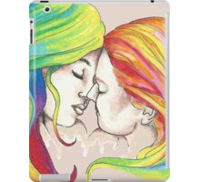 LOVE WINS II iPad Case/Skin