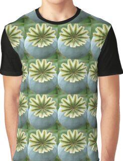 Pretty plant flower pattern Graphic T-Shirt