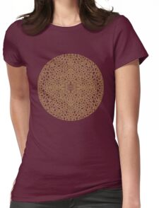 Puzzled Womens Fitted T-Shirt