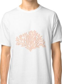 Pink Coral Classic T-Shirt