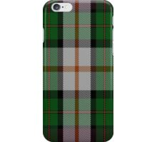 01710 Border Union Cattle Show Tartan  iPhone Case/Skin