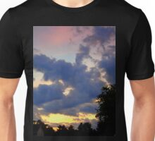 Sunset From My Driveway Unisex T-Shirt