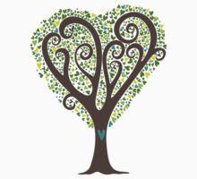 Hearts Tree Kids Clothes