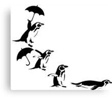 Pingu 6 Canvas Print
