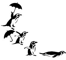 Pingu 6 Photographic Print
