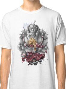 Fullmetal Alchemist brothers elric Classic T-Shirt