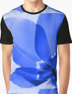 The Tulip Blues Graphic T-Shirt