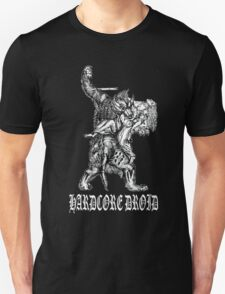 Hardcore Werewolf 2 for dark colored shirts T-Shirt