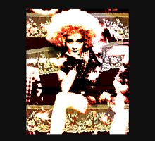Marlene Dietrich is Hot Voodoo Womens Fitted T-Shirt