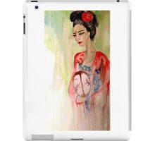 Asian Grace  iPad Case/Skin