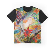 The dancing Butterflies Graphic T-Shirt