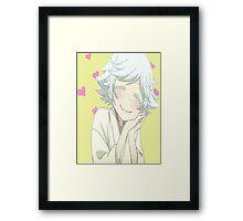 Kamisama Kiss-Mizuki Hearts Framed Print