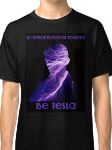 Nikola Tesla one Classic T-Shirt