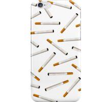 Cigarette pattern iPhone Case/Skin