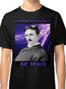 Nikola Tesla two Classic T-Shirt