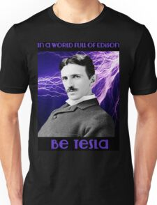 Nikola Tesla two Unisex T-Shirt