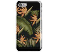 Tropical Bird of Paradise iPhone Case/Skin