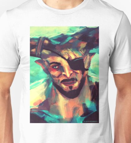 Horns Up Unisex T-Shirt