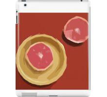 Grapefruit Still Life iPad Case/Skin