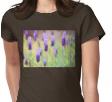 Lavender 10 Womens Fitted T-Shirt