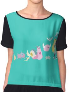 Star vs. the Forces of Evil Walk Chiffon Top