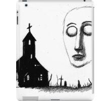 Creepy Face iPad Case/Skin
