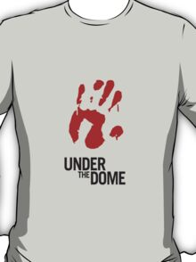 Under The Dome Bloody Hand T-Shirt
