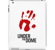 Under The Dome Bloody Hand iPad Case/Skin