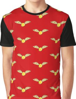 A Snitch in Time Graphic T-Shirt
