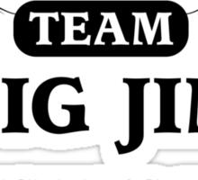 Under The Dome Team Big Jim Sticker