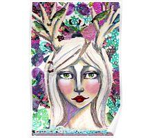 Woodland Mistress Poster
