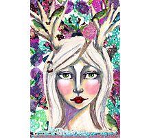 Woodland Mistress Photographic Print