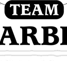 Under The Dome Team Barbie Sticker